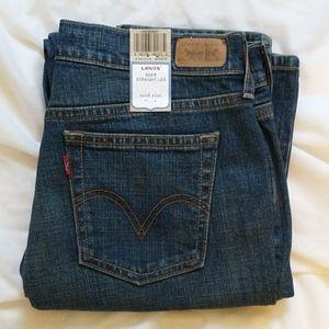New Women's Levi Jeans